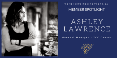 Ashley Lawrence member spotlight image