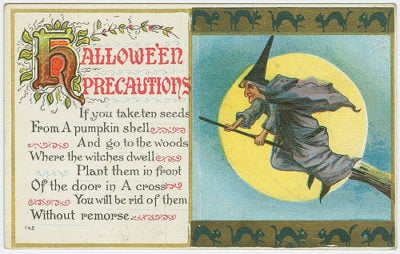 halloween-precautions_no-known-restrictions_nypl-collection