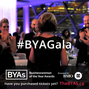 The BYAs - April 21, 2016 #BYAGala
