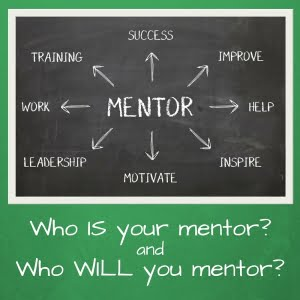 Who is your mentor?