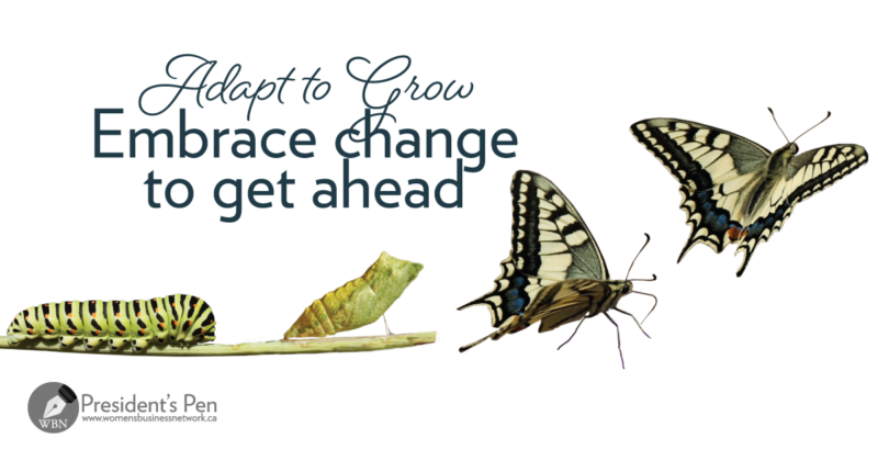 Adapt to Grow: Embrace change to get ahead