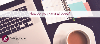 Boosting Productivity and Success: How do you get it all done?