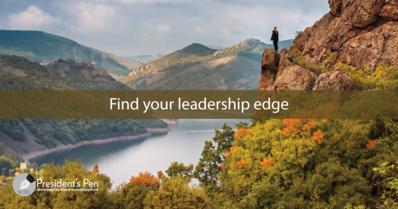 Find your leadership edge