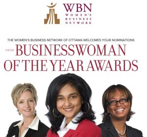 Last year's graphic - dated and stale (nothing like the actual women in our network)